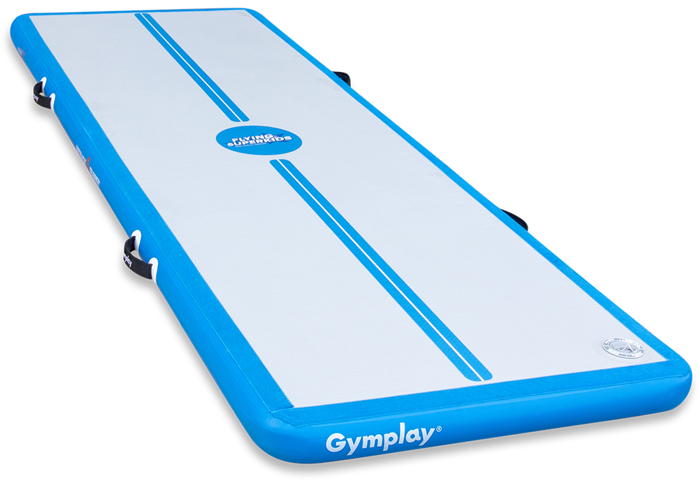 Gymplay Airtrack 3 meter model til haven eller hjemmet